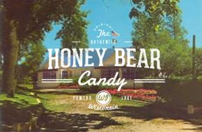 Home of the Original Authentic Honey Bear Candy Powers Lake Wi